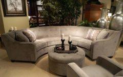 Circular Sectional Sofas