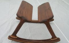 Rocking Chairs With Footstool
