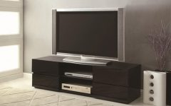Dark Wood Tv Stands