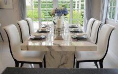 Marble Dining Tables Sets