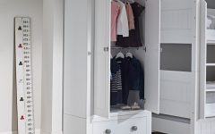 Double Rail Wardrobe
