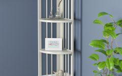 Duerr Corner Unit Bookcases