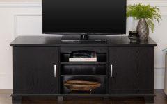 Edgeware Black Tv Stands