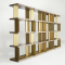 Brass Bookcases