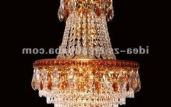 Egyptian Crystal Chandelier