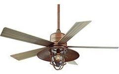 Copper Outdoor Ceiling Fans