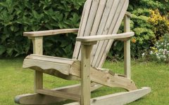 Rocking Chairs for Garden