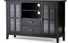 Tall Black Tv Cabinets