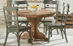 Magnolia Home Top Tier Round Dining Tables