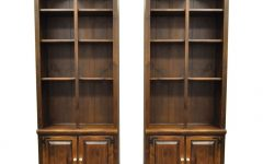 Ethan Allen Bookcases