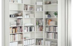 Ikea Corner Bookcases