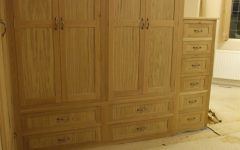 Large Oak Wardrobes
