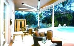 Oversized Outdoor Ceiling Fans