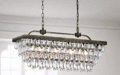 Whitten 4-light Crystal Chandeliers