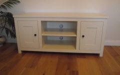 White Painted Tv Cabinets