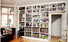 Floor to Ceiling Bookcases