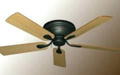 Flush Mount Outdoor Ceiling Fans