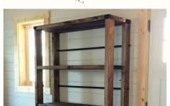 Diy Bookcases Plans