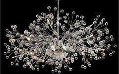 French Glass Chandelier