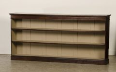 Long Horizontal Bookcases