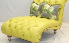 Yellow Chaise Lounge Chairs