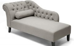 Gray Chaise Lounges