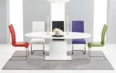 Hi Gloss Dining Tables Sets