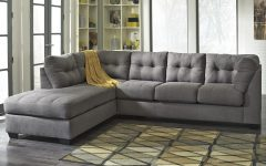 Grey Chaise Sectionals