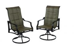 Patio Sling Rocking Chairs