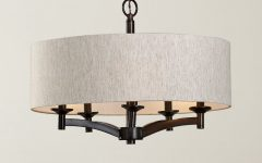 Harlan 5-light Drum Chandeliers
