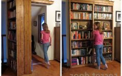 Hidden Door Bookcases