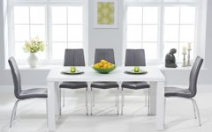 High Gloss Dining Furniture