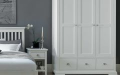 White Bedroom Wardrobes