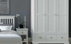 White Bedroom Wardrobes
