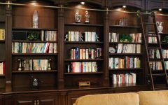 Home Library Shelving System