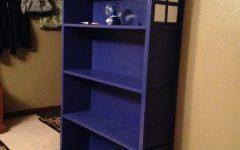 Tardis Bookcases