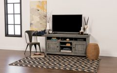 Sinclair Grey 64 Inch Tv Stands
