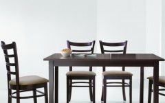 Baxton Studio Keitaro 5 Piece Dining Sets