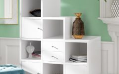 Karlie Cube Unit Bookcases