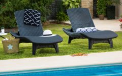 Keter Chaise Lounges