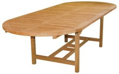 Craftsman Rectangle Extension Dining Tables