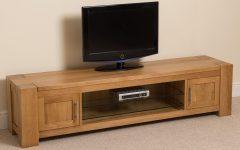 Oak Widescreen Tv Units