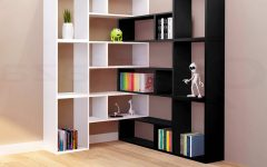 L Shaped Bookcases
