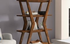 Woodcrest Etagere Bookcases