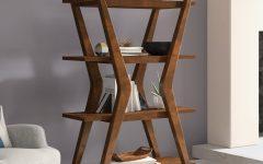 Woodcrest Etagere Bookcases