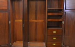 Large Antique Wardrobes