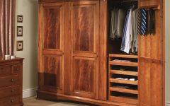 Large Wooden Wardrobes