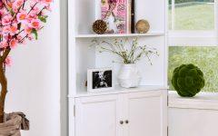 Vas Corner Bookcases