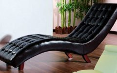 Leather Chaise Lounge Chairs
