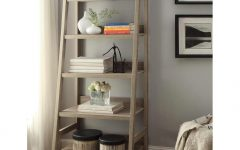 Leaning Bookcases